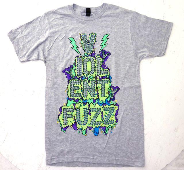 YEAH YEAH YEAHSオフィシャルTシャツ