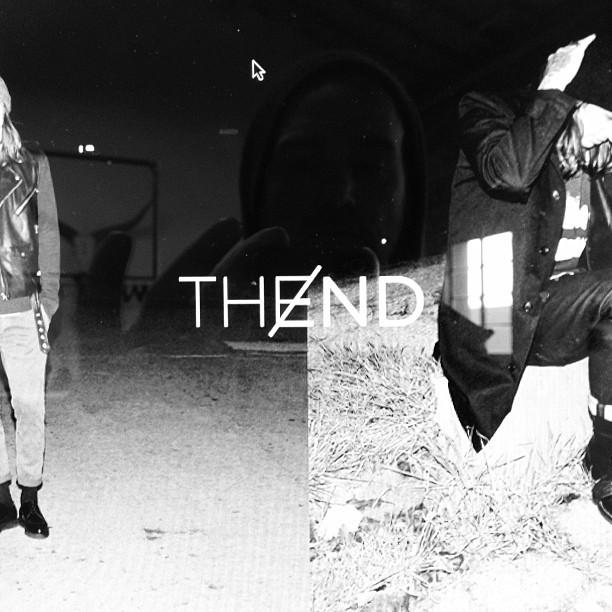 ブランド紹介-THE END
