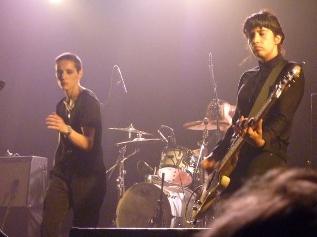SAVAGES LIVE at L.A.
